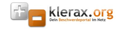 Logo klerax.org